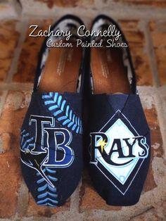 Tampa Bay Rays Toms Shoes