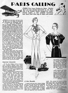 Weldon's Ladies Journal April 1933 3 | Flickr - Photo Sharing!