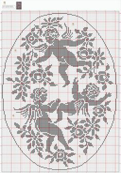 1 million+ Stunning Free Images to Use Anywhere Filet Crochet Charts, Cross Stitch Charts, Cross Stitch Designs, Cross Stitch Patterns, Stitch And Angel, Cross Stitch Angels, Crochet Angels, Crochet Cross, Crochet Curtains