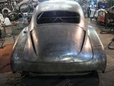 Chopped '51 Chevy Fleetline. Custom Metal Fabrication, Metal Shaping, Lead Sled, Kustom Kulture, Camaro Ss, Retro Cars, Custom Cars, Metal Working, Hot Rods