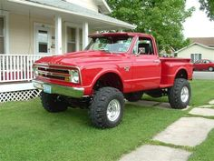 1967 Chevy Stepside.