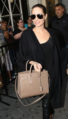 Even Angelina Jolie Can't Resist This Easy and Versatile Pants Style