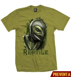"""Playera Reptile  ""  Vatos  disponible en www.kingmonster.com.mx"