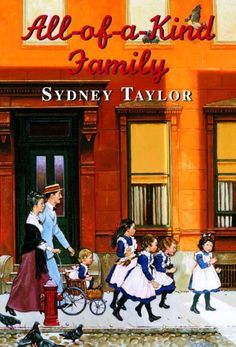 All-of-a-Kind Family by Sydney Taylor. $6.99. Publication: December 1, 1984. Reading level: Ages 8 and up. Publisher: Yearling (December 1, 1984). Author: Sydney Taylor