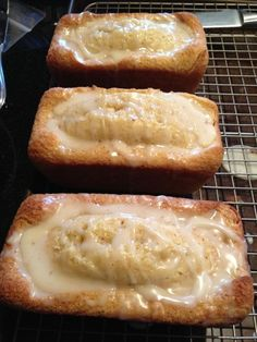 Maybe you don't like drinking eggnog, but that doesn't mean you can't use it in other treats this holiday season!  Check out this eggnog bread recipe that will delight all your guests!