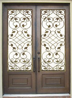 1000 images about hierro forjado on pinterest puertas for Puertas de metal para casa