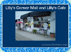 Lilly's Corner Mall. My girls adore this place. (I have to admit, I like it myself. You never know WHAT you will find here. Same with Buggy Wheel Antiques.)