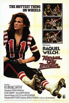 roller derby movies | roller derby kcb poster