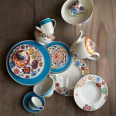 Villeroy & Boch Anmut Bloom Dinnerware | Bloomingdale's