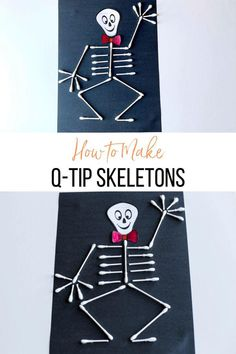 Fall Arts And Crafts, Halloween Arts And Crafts, Halloween Crafts For Toddlers, Halloween Crafts For Preschoolers, Cool Crafts For Kids, Older Kids Crafts, Halloween Craft Activities, Camping Crafts For Kids, Babysitting Activities
