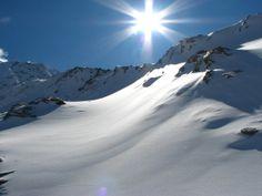 Winterstimmung Saas Fee, Four Seasons, Winter, Skiing, Mountains, World, Nature, Travel, Winter Time