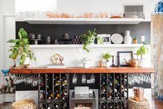 Фото из статьи: Как живут обычные люди в Бруклине: небольшая квартира с потрясающей кухней