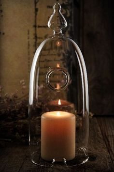 Hearts of Glass / beautiful candle light