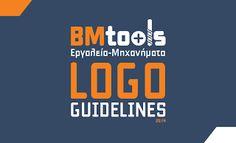 Dimitris Klonos Art Directory: BM tools online store logo