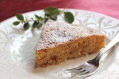 torta de mele (Italian apple cake)