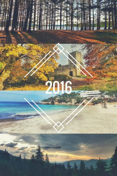 Looking back at my adventures from 2016