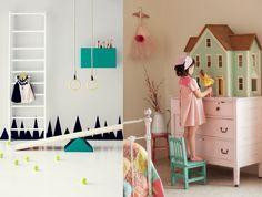 Ideas básicas de cómo decorar una habitación infantil