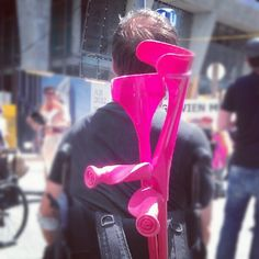 Walking pink by mabacher Crutches, Walking, Cute, Instagram Posts, Pink, Jogging, Crutch, Rose, Kawaii