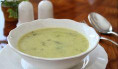 Kremalı Kabak Çorbası Tarifi / Marifetlitarifler'den yemek tarifleri