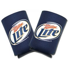 Miller Lite 12oz Collapsible Koozies. Official from Miller Lite!