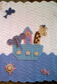 Ravelry: Brownizs' Baby's Ark