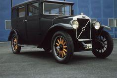 Volvo  PV4 (1927 - 1929)