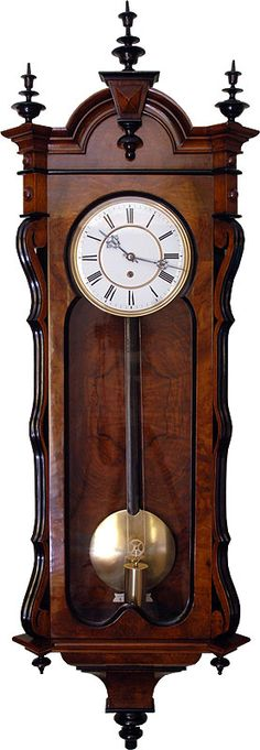Antique Very Rare German Wall Clock 1920 1930 Junghans