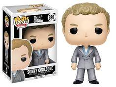 Figura Sonny Corleone de la película El Padrino