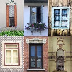 Windows by:  R1C1: @joanamfh R1C2: @biancagreenart R2C1: @bhernardourenco R2C2: @l_ilar.z R3C1: @bocchini.bruno R3C2: @berruetetelma  Congratulations!  Tag #windowsanddoorsoftheworld to be featured!