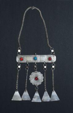 Necklace, Nubia (Egypt)