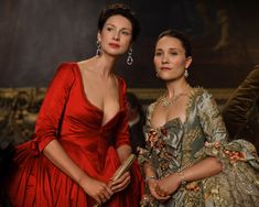 <i>Outlander</i> Costume Designer Terry Dresbach on Season 2 in 18th-Century Paris
