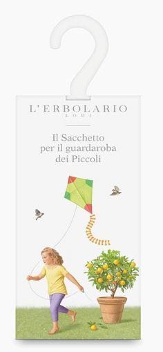 Il Sacchetto per il guardaroba dei Piccoli http://www.erbolario.com/prodotti/659_il_giardino_dei_piccoli_2014_il_sacchetto_per_il_guardaroba_dei_piccoli