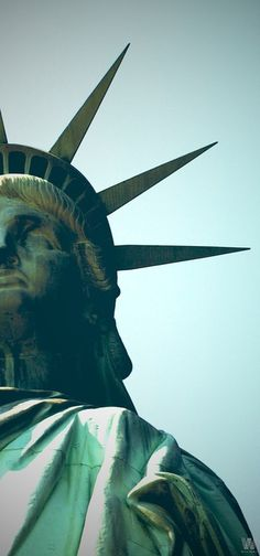 Lived in NY and never visited Lady Liberty...places on my to do list