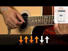 """Video aula de violão com o Gustavo (Fofão) do CifraClub com a música """"Humilde residência"""" – Michel Teló."""