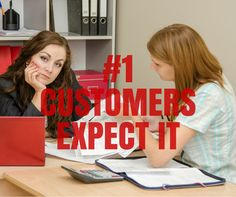Our #1 reason you need a #website. Your customers expect it! They want to know all about you and they are on the Internet, you should be, too.  Call us today at 217-222-1451 or visit us online at http://vervocity.io/!