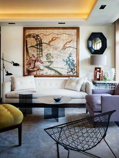 Un piso con estilo premium
