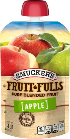 FREE Smuckers Fruit-Full Pouches At Target!