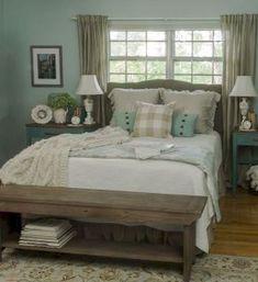 10 Modern Rustic Farmhouse Bedroom Ideas