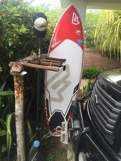 New sup surf toy @paddlerider #fanaticsup