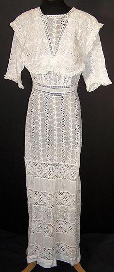 Edwardian Fashion 1900 to 1920