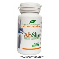 Capsule Slim 60 Capsule Calitate Premium // Plantum.ro Slime, Metabolism, Coconut Oil, Abs, Blog, 6 Pack Abs, Abdominal Muscles, Blogging, Ab Workouts