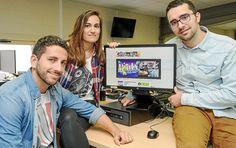 Hoy, ¡nuestra entrevista publicada en Periódico de Ibiza y Formentera! Alba García, Hugo García y Luis López son tres amigos que llegaron a la isla hace tres y cuatro años para trabajar de temporada en el sector de la hostelería. #Ayudaenibiza #Ibiza
