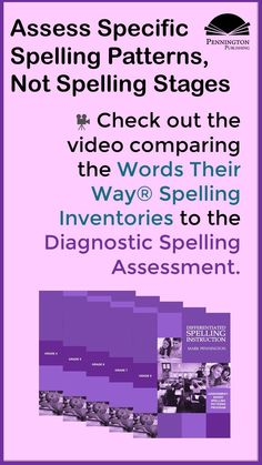 Words Their Way Spelling Inventories v the Diagnostic Spelling Assessment Close Reading Strategies, Reading Resources, Reading Assessment, Reading Intervention, Study Skills, Writing Skills, 7th Grade Ela, Spelling Rules, Common Core Ela