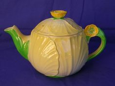 Carlton Ware buttercup teapot  I had this but accidentally smashed it :(