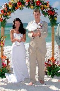 beach weddings pics