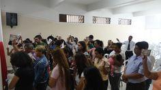 Reunião em São Paulo 07/04/2013
