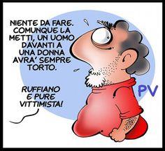 una vignetta di pv | Vignetta di PV (Pietro Vanessi)