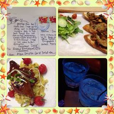 #latepost  365 Grateful Project: 24 oct- despite a tough day at work I started my day with smiles from a postcard sent with love fr Bali fr a group of lovely friends to ending my work day with fun n laughter with drinks n good food in gd company. Thankful for such moments as reminders that He always watching over us with love.
