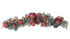 Autumn garden - Facet Jewelry Making