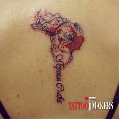 #tattoomakers #tattoo #kyiv #HBR #тату #Київ #фотозвіт #words #слова #poppy #мак